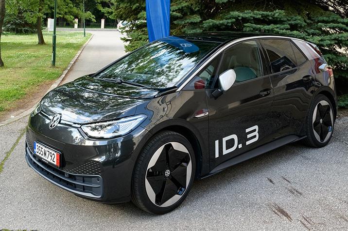 """Volkswagen ID.3 - церемония """"Мъж на годината"""" 2020"""