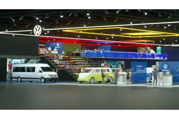 VWN Virtual Stand