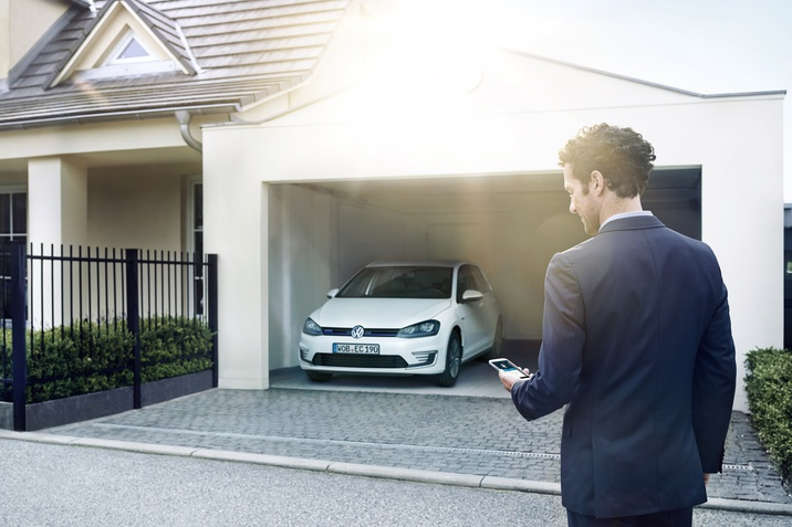 Car-Net e-Remote GTE Overview